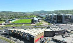 Tallaght Stadium IrlandaU21